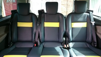 Safety first with Chester Taxis