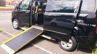 Wheelchair Friendly Taxis in Chester - Chester Taxi Services