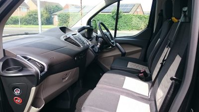 All our taxis are clean and tidy!
