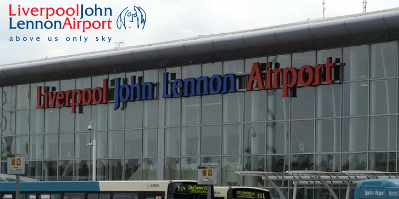 Liverpool John Lennon Airport Guide and Taxi Transfer