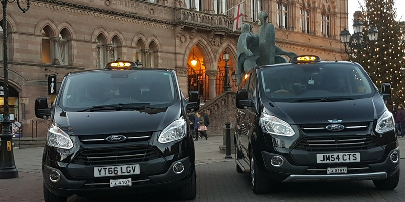 Airport Taxi Transfer in Chester - Chester Taxi Services