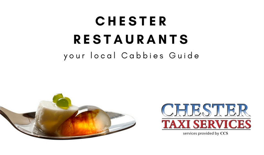 A Cabbies Guide to Chester Restaurants - Chester Taxi Services