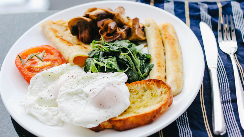 Best Breakfasts in Chester - Chester Taxi Serives
