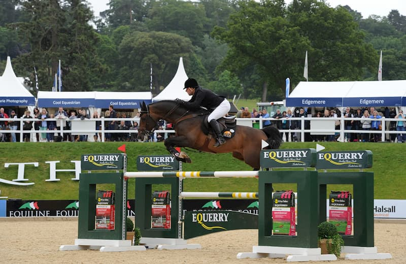 The Equerry Bolesworth International Horse Show - Chester Taxi Services