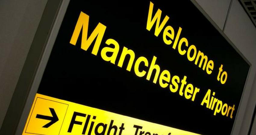 Chester to Manchester Airport - Chester Airport Taxi Service