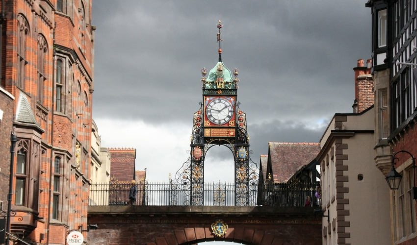 Eastgate Chester and Eastgate Clock - Chester Taxi Services