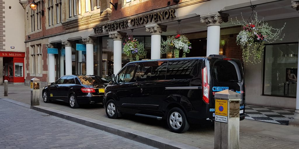 Taxi Hire in Chester - Chester Taxi Services