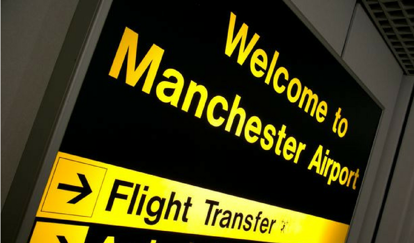 Manchester Airport Drop Off & Pick Up Areas - Chester Taxi Services