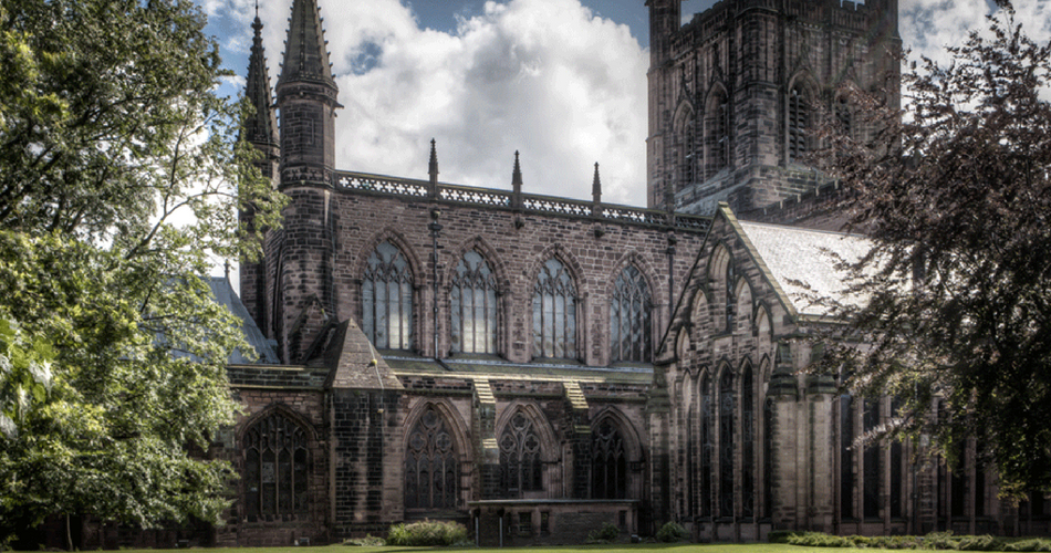 Visiting Chester Cathedral - Chester Taxis