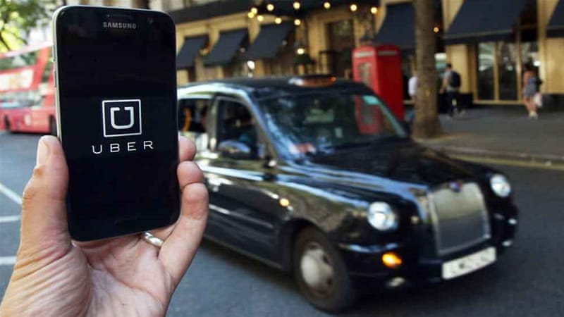 London Cabbies to Sue Uber - Chester Taxi Services
