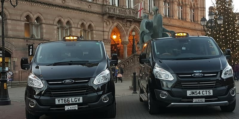 Taxi Prices in Chester stipulated by Chester County Council - Chester Taxi Services