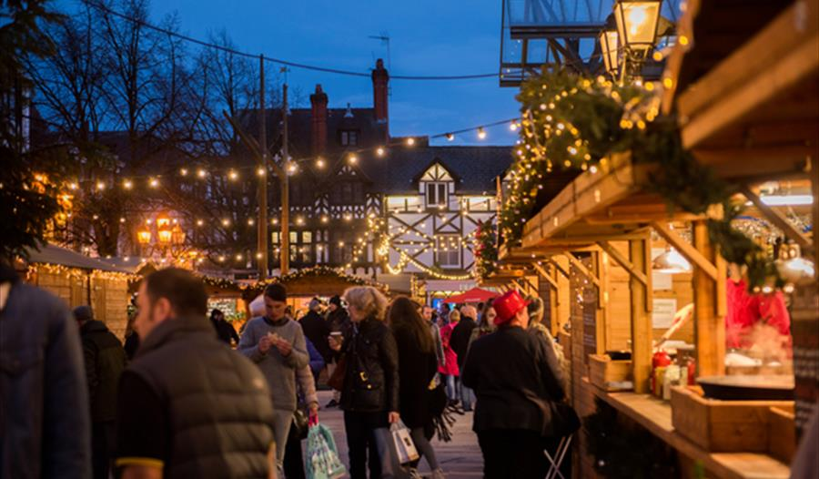 Christmas Events in Chester and Cheshire - Chester Taxi Services