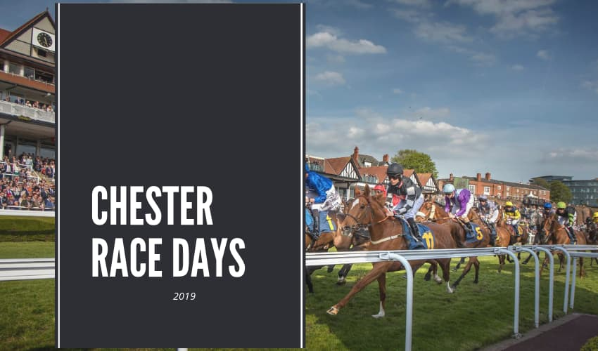 Chester Race Days 2019 - Days out in Chester - Chester Taxi Services