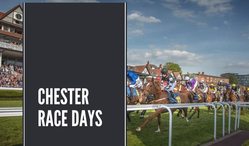 Chester Race Days 2020 - Chester Taxi Services