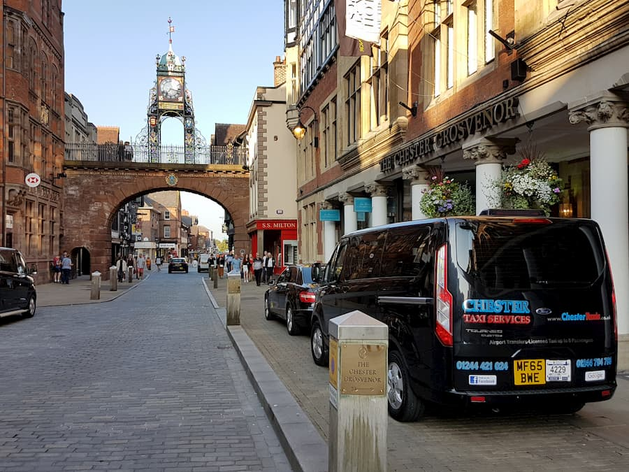 The Most Romantic Hotels in Chester - Chester Taxi Services