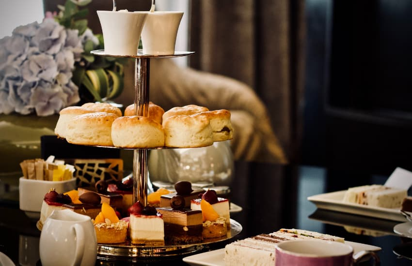 Where to find afternoon tea in Chester - Chester Taxi Services