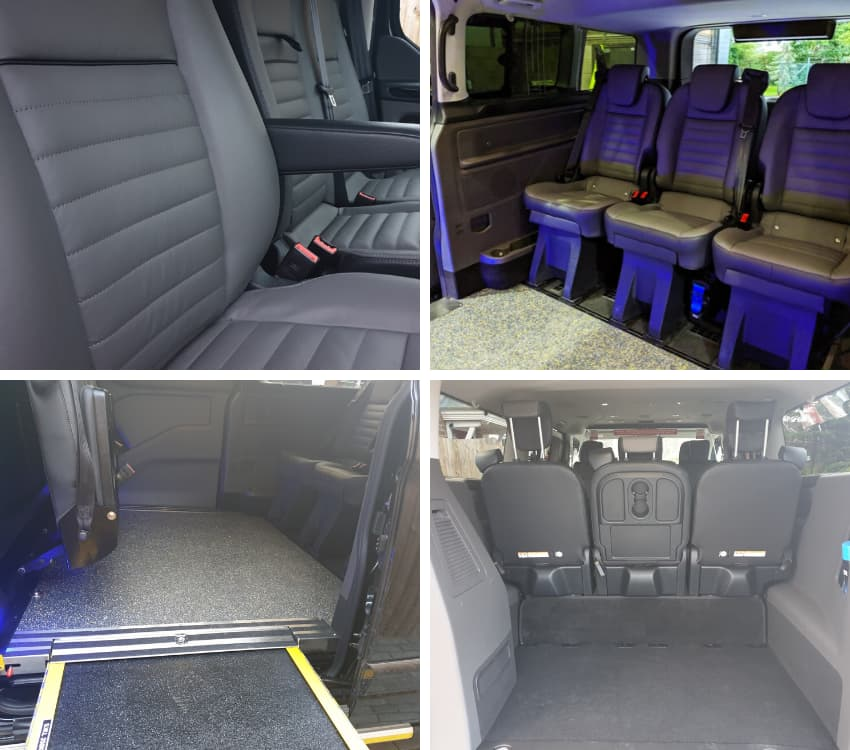 Custom Taxi Conversion Chester - Chester Taxi Services