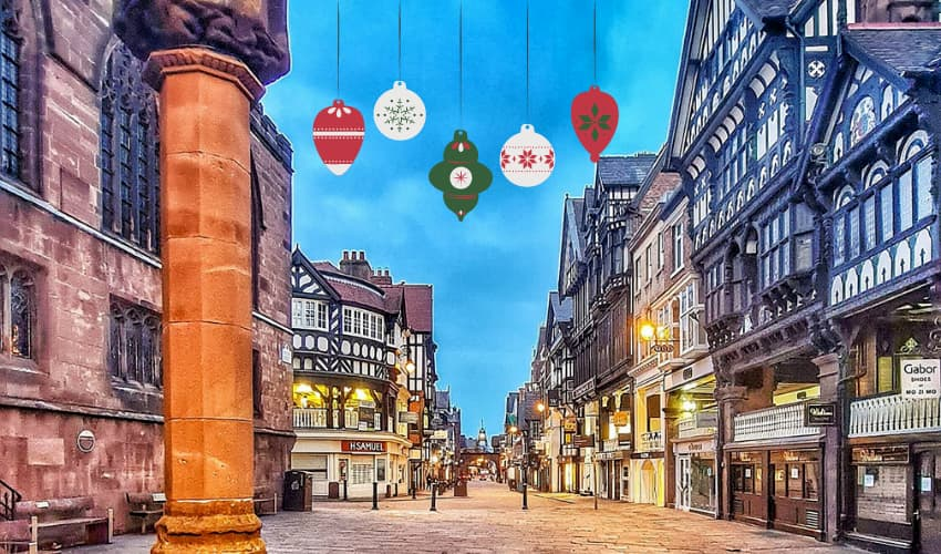 Christmas in Chester 2020 - Chester Taxi Services