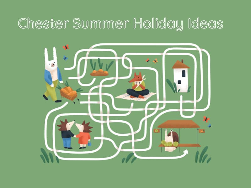 Chester Summer Holiday Ideas For Kids (2021) - Chester Taxi Services